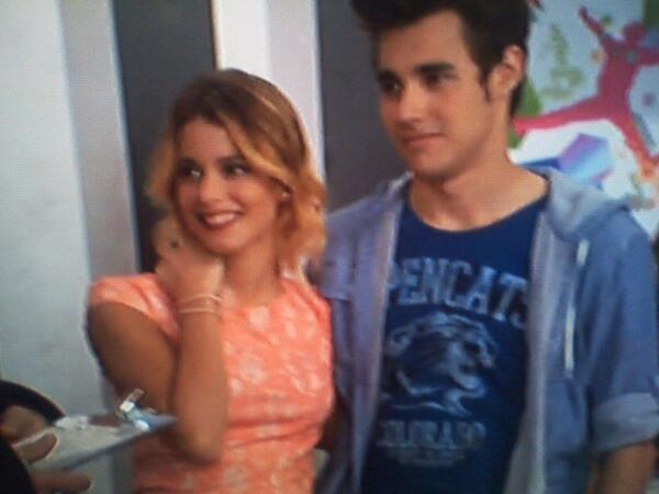 Tini si Jorge la studio - episodul de azi !