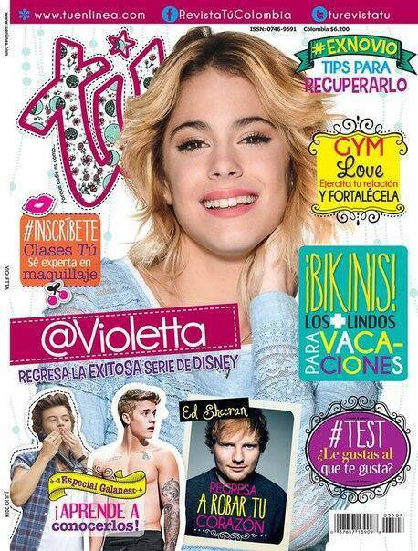 Tini in revista ' ' TU ' '