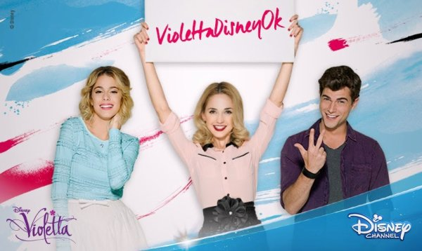 Reclama la Violetta 3 !