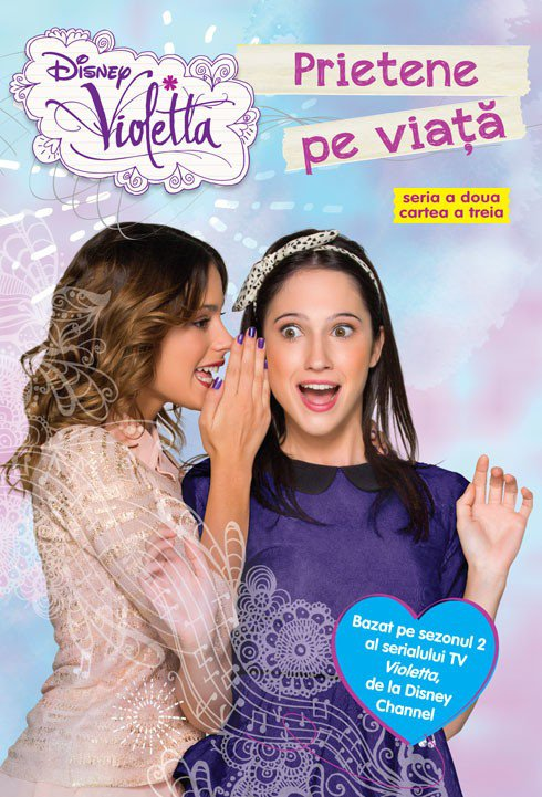 Volume Violetta sezon 2 ---- > Exclusiv