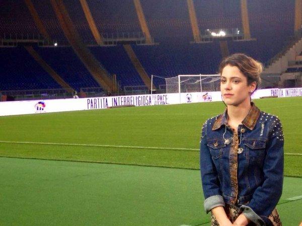 STIRE:TINI CANTA IN ACEASTA SEARA PE STADIONUL DIN ROMA!!!