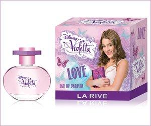 Parfum cu Violetta de la firma LA RIVE!