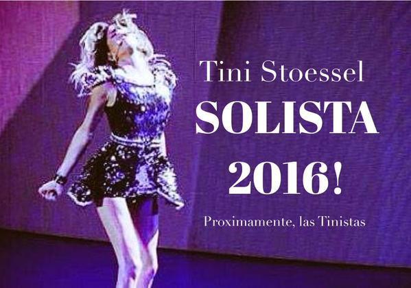 TINI SOLISTA 2016!