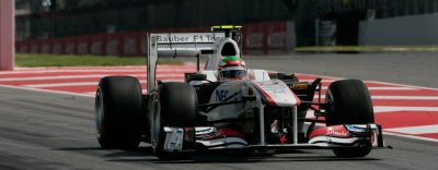 GP du Canada: Kobayashi un peu déçu