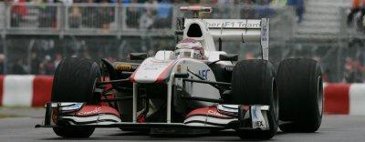 Perez est apte à participer au Grand Prix d'Europe