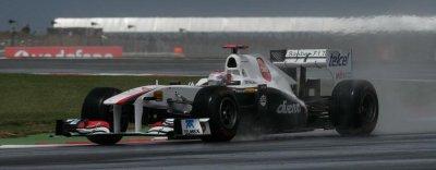 Grand Prix de Grande Bretagne: Webber en pôle, pour relancer le championnat