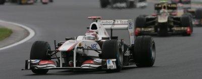 GP de Hongrie 2011