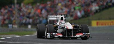 Grand Prix de Belgique: Sauber vise les points