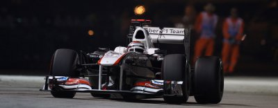 Amul sera sponsor de Sauber en Inde