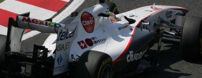 Sauber espère devancer Force India