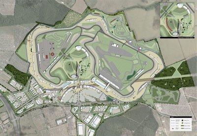 Une offre du Qatar pour Silverstone