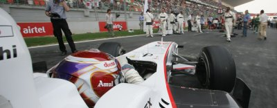 Sauber veut rebondir à Abu Dhabi