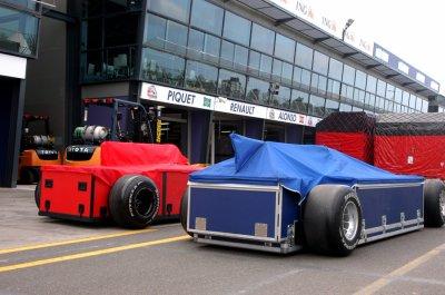 Abu Dhabi - Essais: Vergne le plus rapide des jeunes pilotes sur les 3 jours