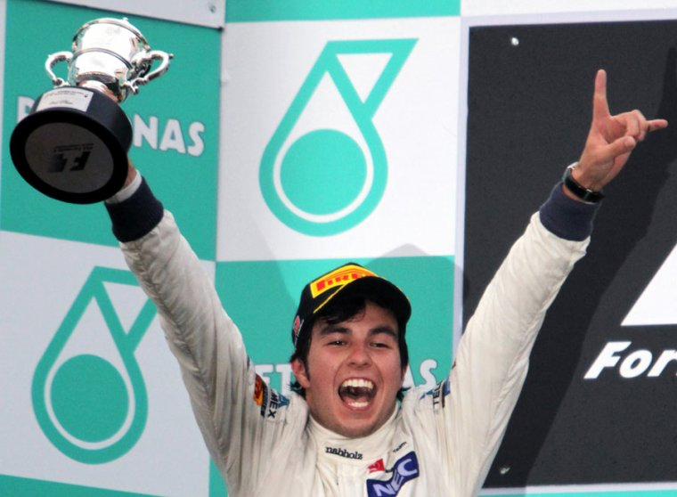 Perez voit Sauber dans le coup