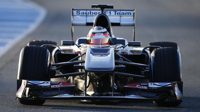 Test à Jerez: Nico Hülkenberg enthousiasmé par la Sauber