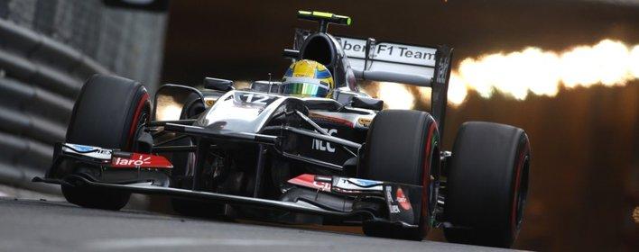 Monaco n'a pas permis à Sauber de démontrer ses progrès