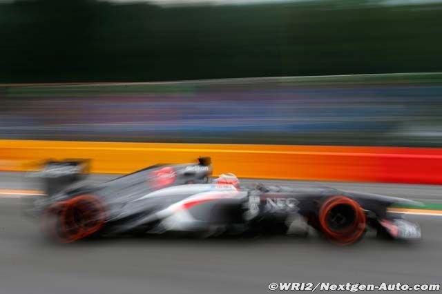 GP de Belgique en images