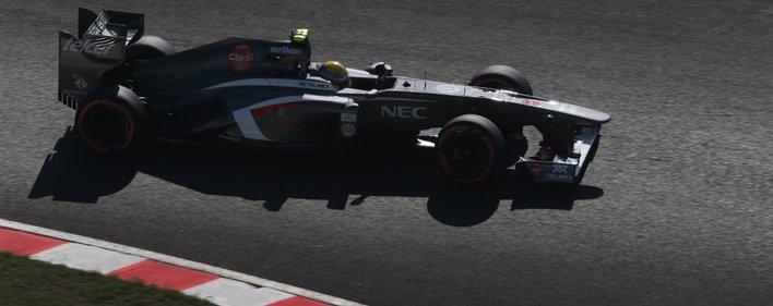 Force India sous la menace de Sauber