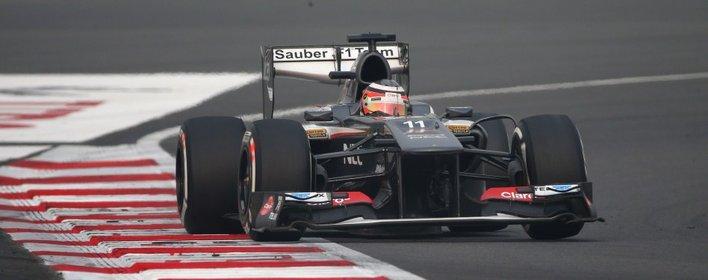 Hülkenberg n'est pas fan du tracé d'Abu Dhabi