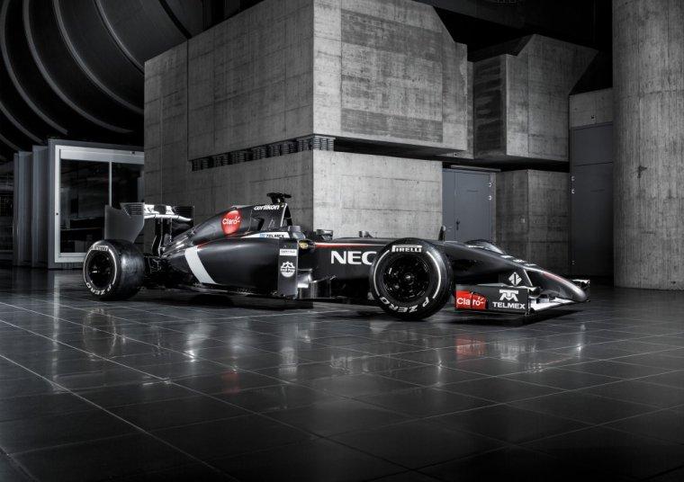 Sauber a présenté sa nouvelle monoplace C33