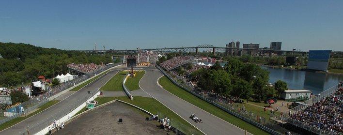 Sauber aborde Montréal dans un état d'esprit positif