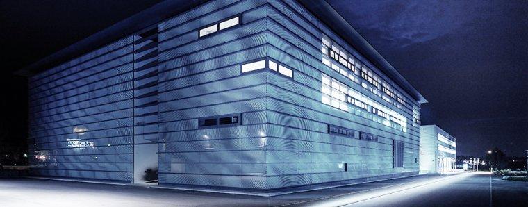 Trêve estivale : l'usine Sauber