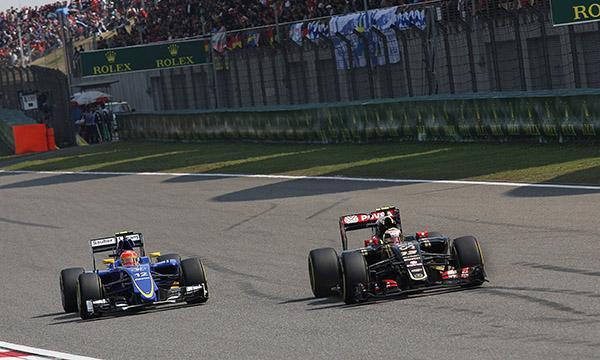 Inter reste partenaire de Sauber