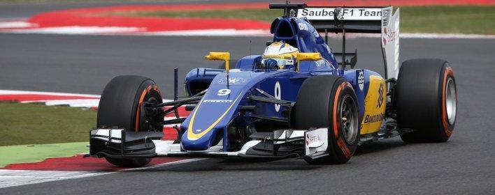 Comme prévu, Sauber à la peine à Silverstone