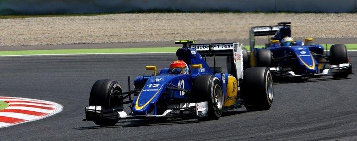Sauber prolonge les contrats de Nasr et Ericsson
