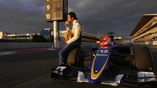 Felipe Nasr en colère contre Sauber