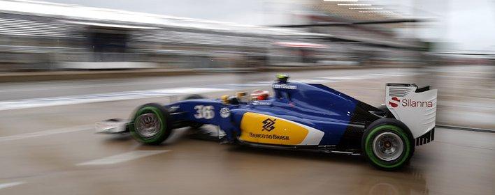 Marciello et Ericsson en piste pour Sauber