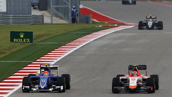 Sauber demande une avance sur ses primes 2015