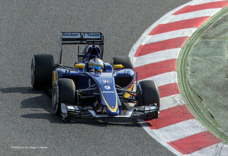 Ericsson prêt à échanger de voiture avec Nasr
