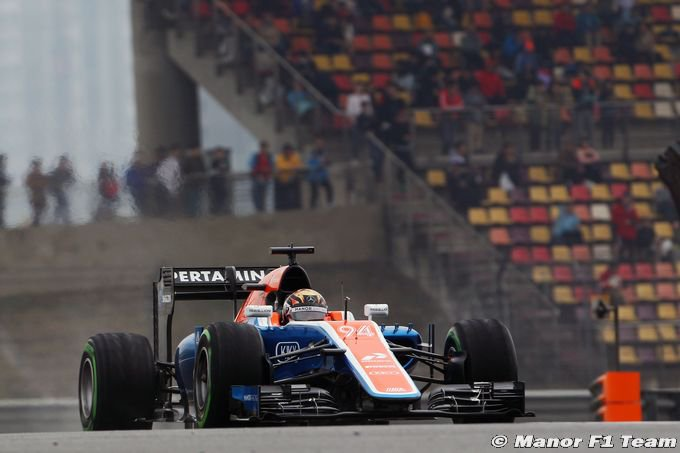 Wehrlein : Manor se bat désormais avec Sauber et Renault