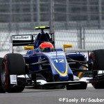 Nasr a une nouvelle Sauber en Russie