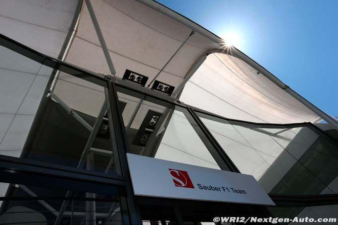 Sauber a du potentiel en dehors de la Formule 1