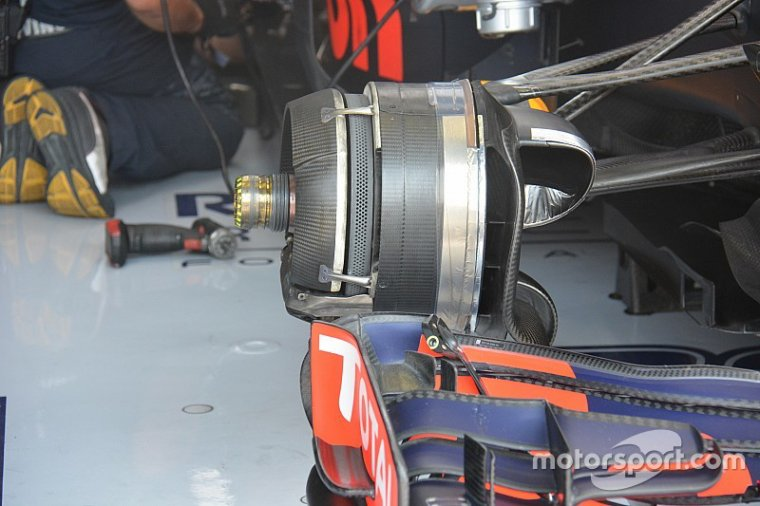 Technique - Modifications sur les freins des Ferrari, Red Bull et Sauber