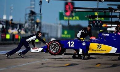 Sauber confrontée au même problème que Mercedes