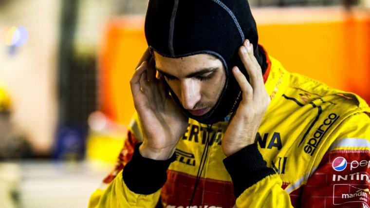 Ferrari compte faire rouler Antonio Giovinazzi