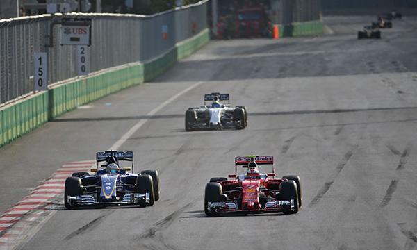 Sauber préférerait voir Ferrari dominer la F1