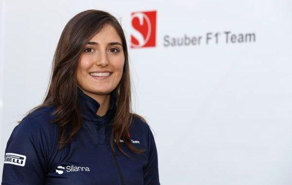 Sauber offre une opportunité à Tatiana Calderon
