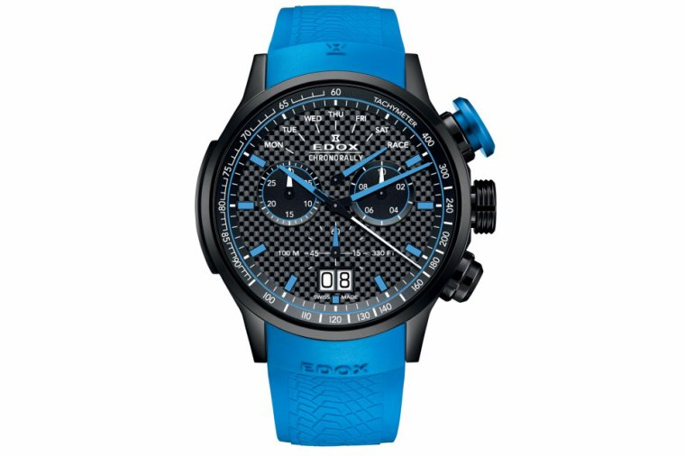 La grande bleue : Edox Chronorally Sauber F1 Team