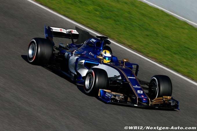 Une seule Sauber à l'arrivée et hors des points