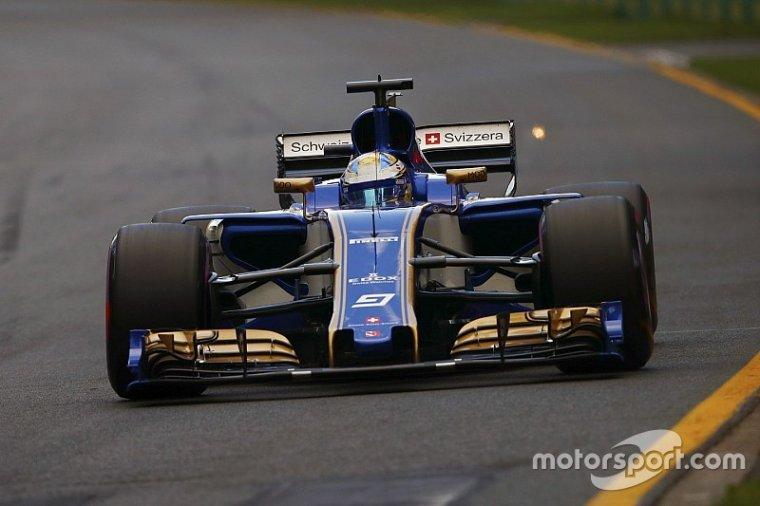 """Sauber estime les points """"toujours possibles"""" cette saison"""