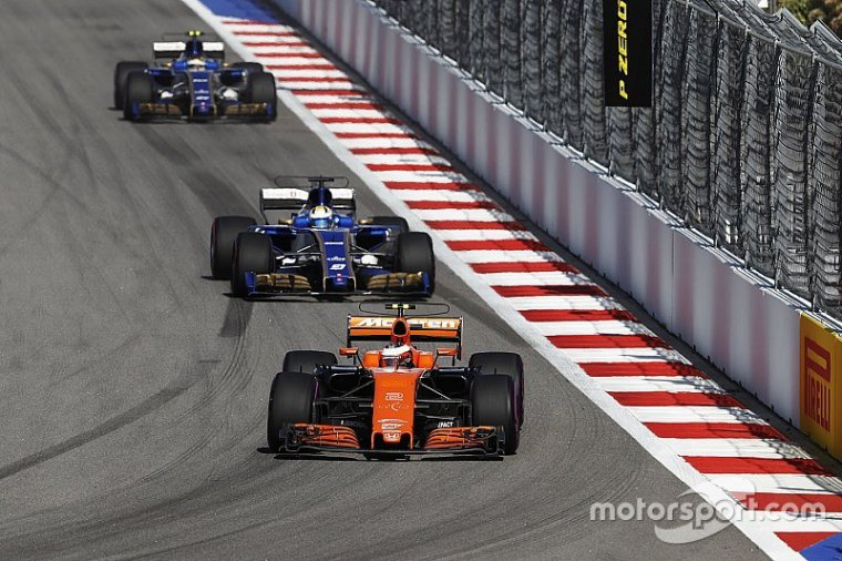 Les pilotes Sauber saluent l'accord avec Honda pour 2018