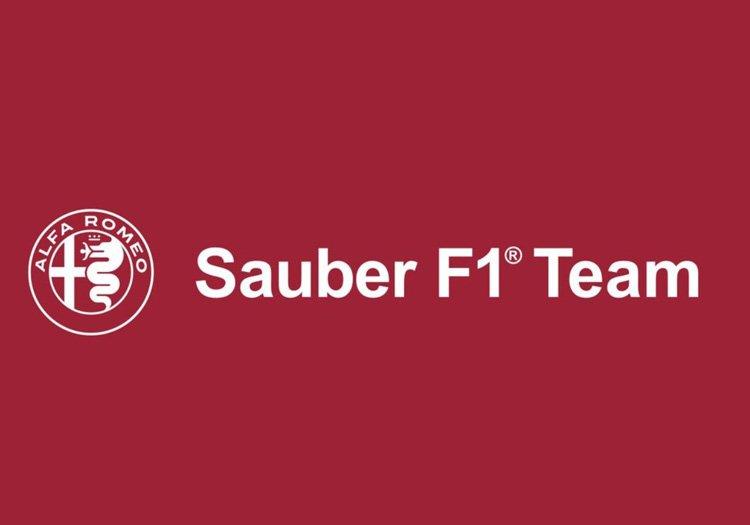 Alfa Romeo Sauber F1 Team présente son nouveau logo