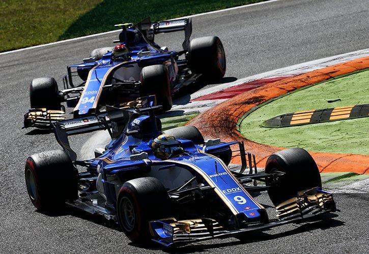 """Ericsson : """"Sauber n'a jamais baissé les bras"""""""