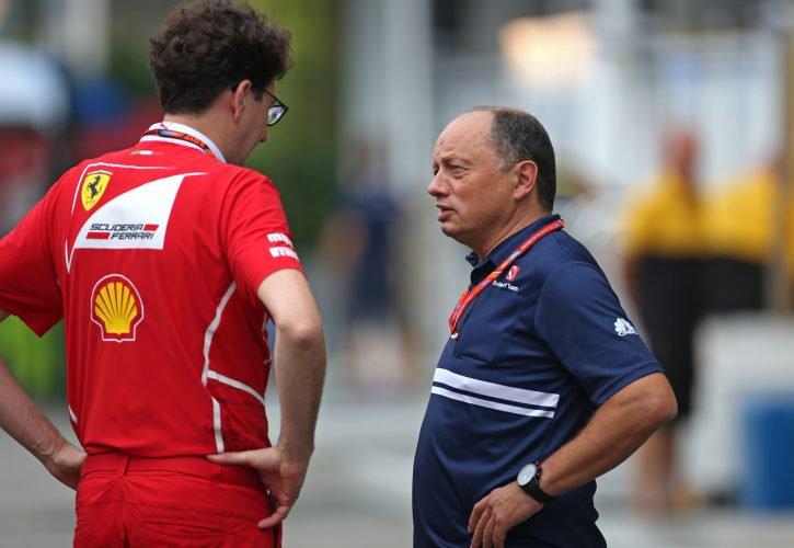 """Vasseur : """"Sauber n'est pas l'équipe B de Ferrari"""""""