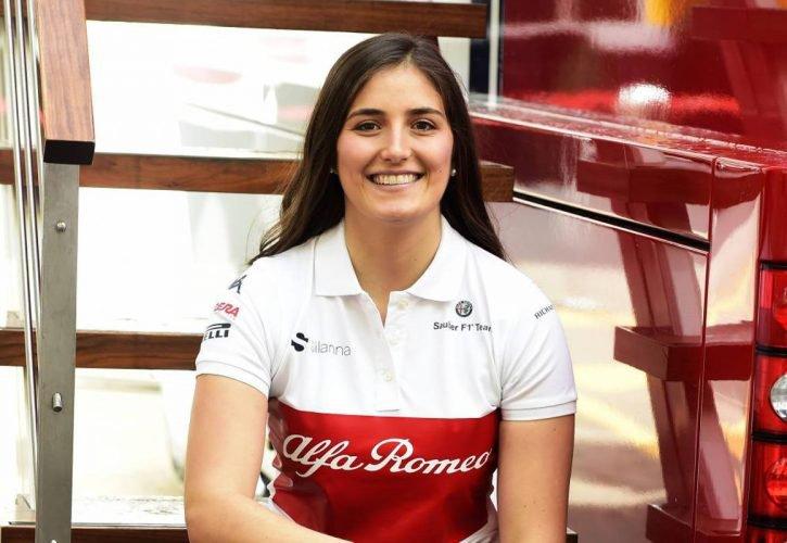 Calderón devient pilote d'essais chez Sauber