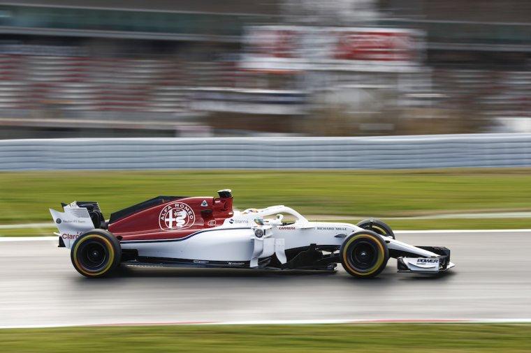 Barcelone, J8/8 - Räikkönen et Ferrari concluent en beauté, Leclerc et sa Sauber partent à la faute